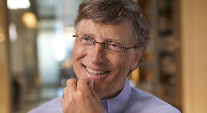 Bill Gates promete 1.500M$ para proyectos de cambio climático