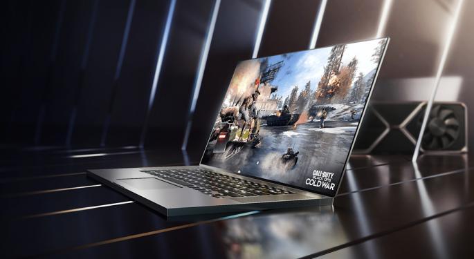 Nvidia anuncia una división de acciones de 4 a 1