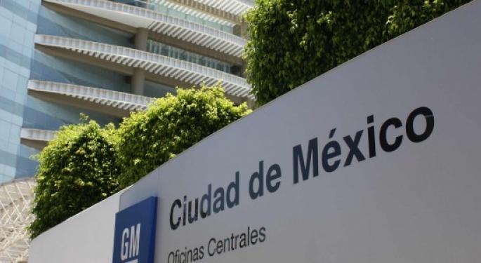 General Motors Reopening Vital Mexican Plant