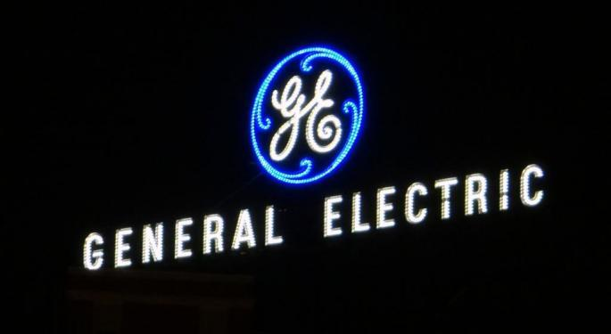 Why General Electric's Stock Is Trading Higher Today