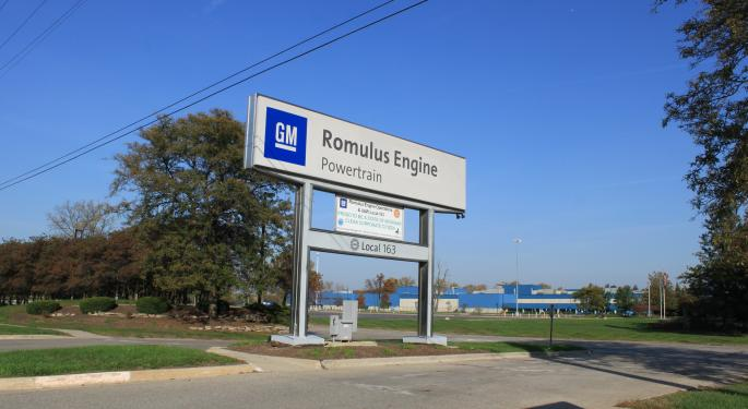 UAW Reaches Tentative Contract Deal With GM