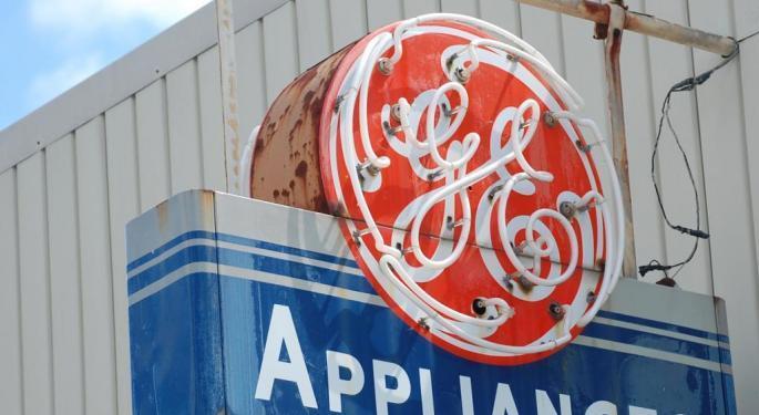 """GE avanza para convertirse en una acción industrial """"normal"""""""