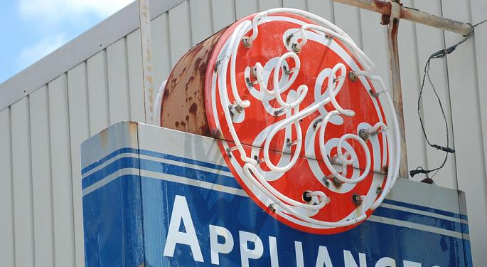 GE Shares Dipped Under $10 For The First Time Since April 2009