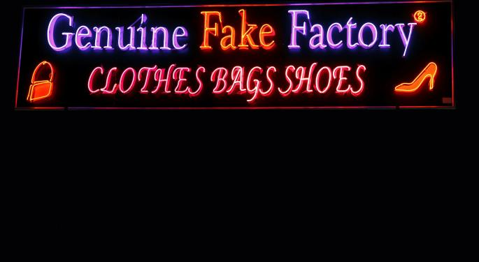 Are Counterfeit Items Of Superior Quality When Compared To The Genuine Article?