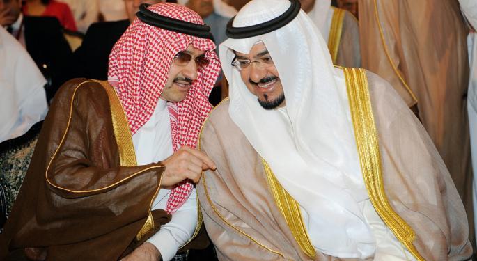 The 'Key Concern' For Global Oil: Saudi Arabia
