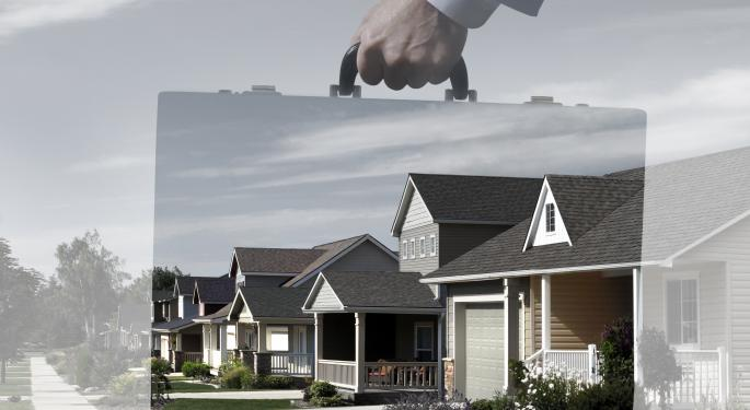 How To Play The Coming New Home Sales Surge