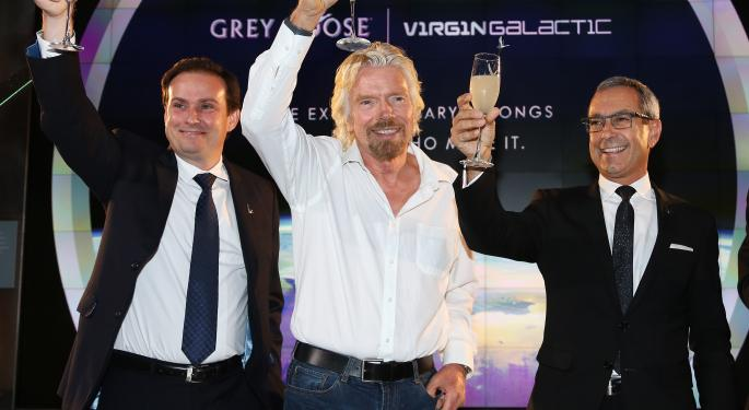 Virgin Galactic Moves Ahead In The Space Race