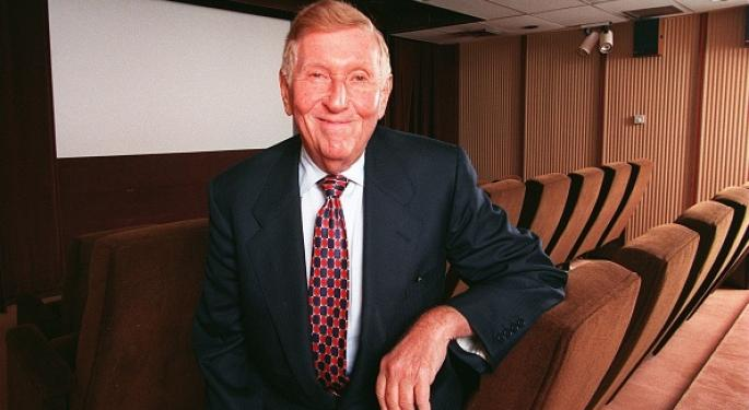 Sumner Redstone, Media And Movie Theater Mogul, Dies At 97