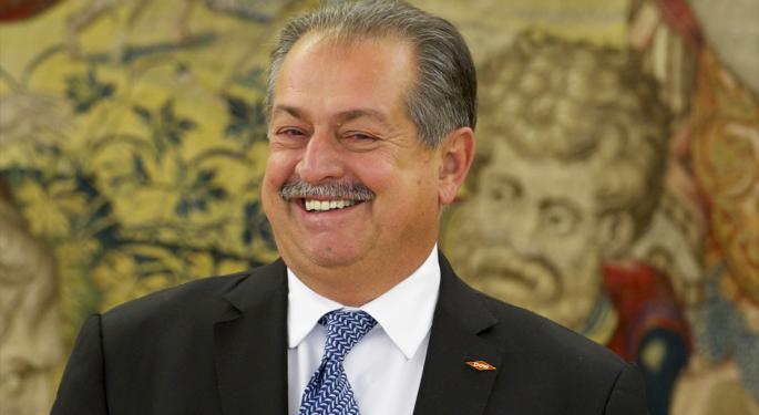 Dow Chemical CEO Reportedly Under SEC Investigation