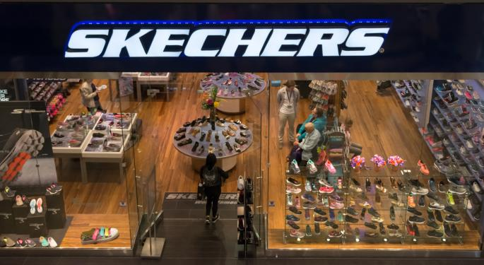 Lemelson: Skechers Still A Short After Losing A Third Of Its Share Value
