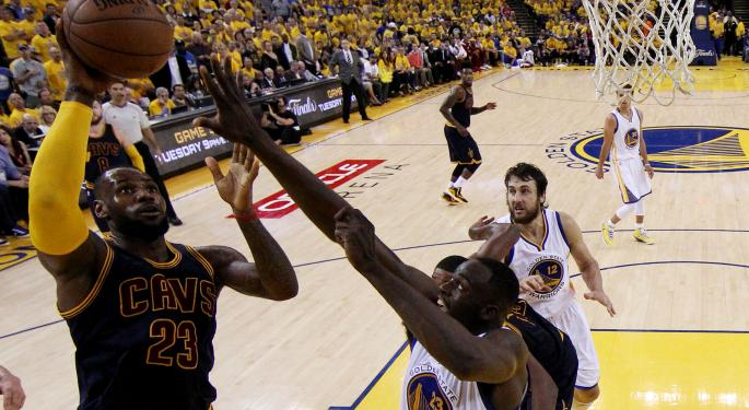 NBA Finals Boost WatchESPN And Sling TV Ahead Of Amazon Prime