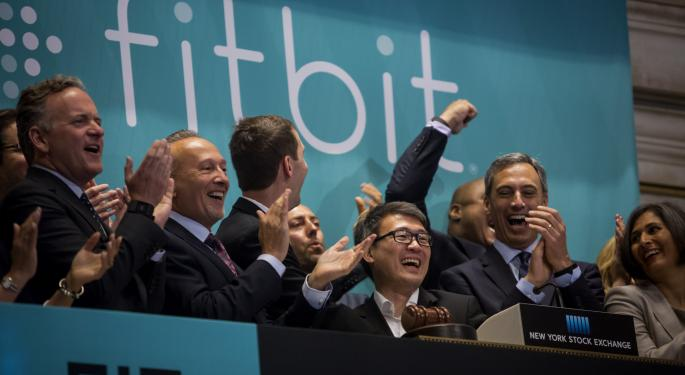 Fitbit CEO Says Company Is 'More Than Just Wearables'