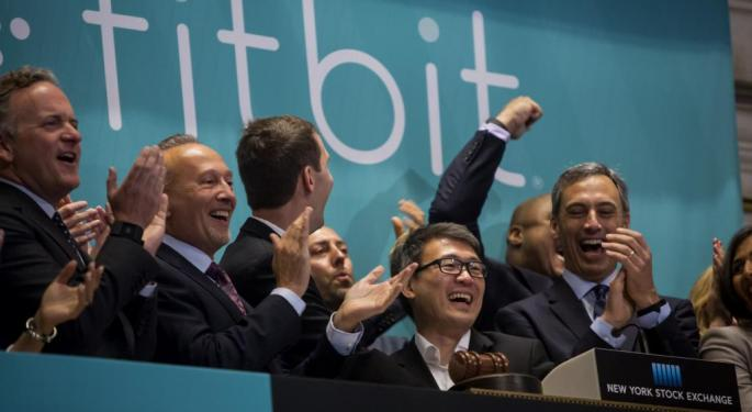 Bob Peck Offers 10 Reasons To Be Positive On Fitbit Ahead Of Q4 Results, CES