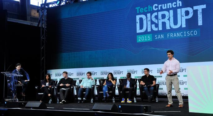 What Happened At TechCrunch Disrupt Translated For Investors