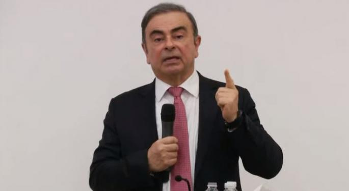 Carlos Ghosn Compares Japanese Arrest, Detention To Pearl Harbor; Blames Some At Nissan