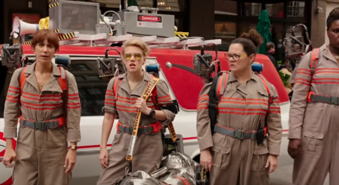 'Ghostbusters' Trailer First Film To Make YouTube's 100 Least-Liked Videos