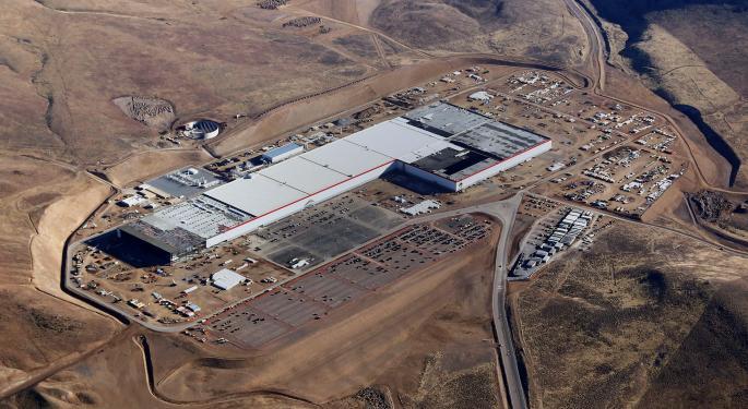Panasonic Hopes To Recharge Tesla Battery Partnership, Eyes Gigafactory Expansion