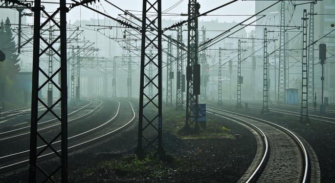 UBS Still Buying Blue Chip Railroad Stocks