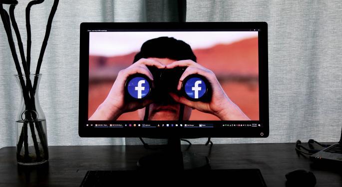 Facebook demanda a 2 empresas por robar datos a usuarios
