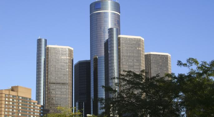 GM Cuts Dividend, Share Buybacks