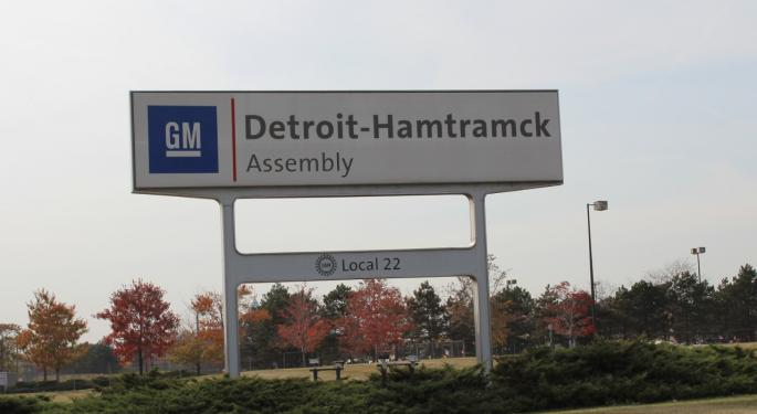 GM Invests $2B In Detroit Plant, Retools For Self-Driving EVs