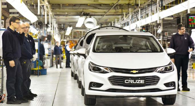 GM Ordered To Repay Ohio $28M In Tax Credits Over Shutting Down Lordstown Plant