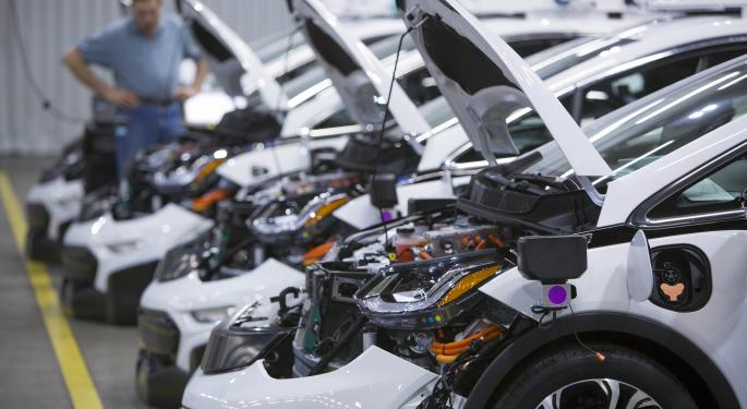 Evercore Sees New Value In GM Cruise, Upgrades On SoftBank Investment