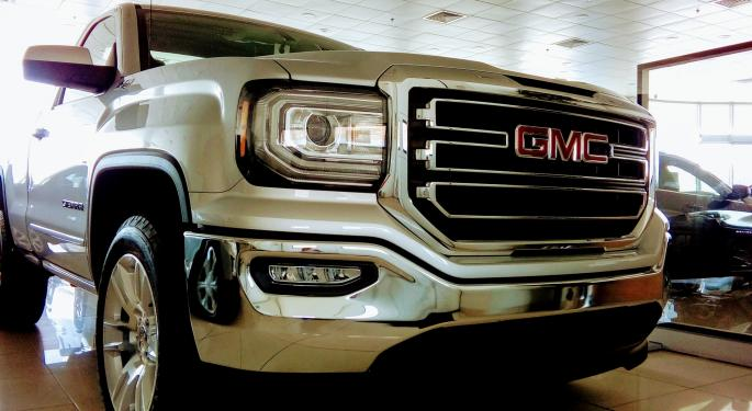 Citi: GM Truck Story Strong And Underappreciated
