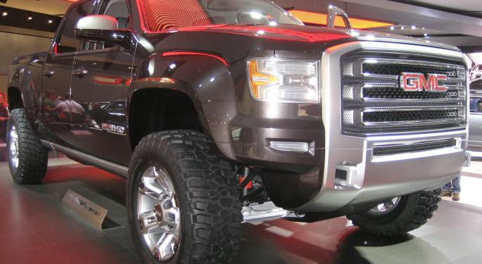 Citigroup Sums Up In 2 Words Why GM's EPS Won't Collapse: Pickup Trucks