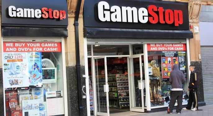 Cohen In Control: GameStop Rises As Retailer Seeks E-Commerce Transformation