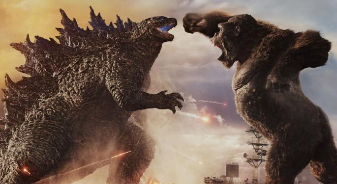 'Godzilla vs. Kong' Snags $121.8M In Global Box Office Ahead Of US Release