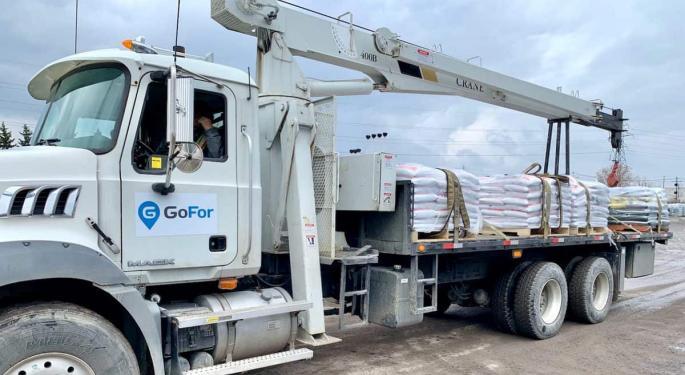 Last-Mile Startup GoFor Raises C$9.8 million As Builders Shift To E-Commerce