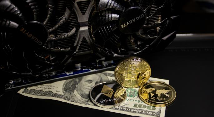 Today In Cryptocurrency: Circle Raises $110 Million, Blockchain ETF Launches