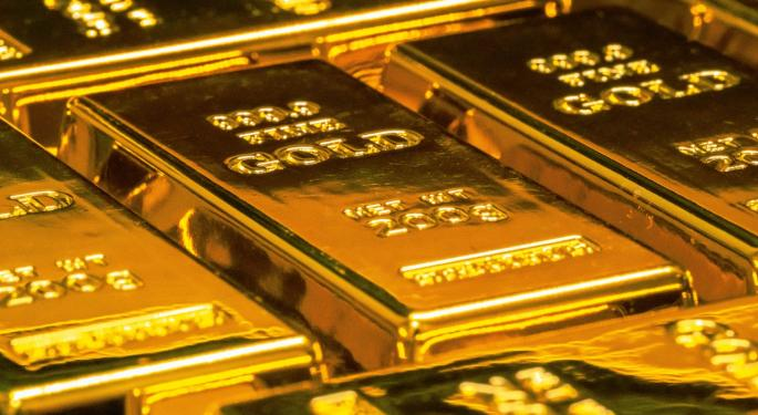 Are Gold Stocks Moving Back Into The Growth Phase?