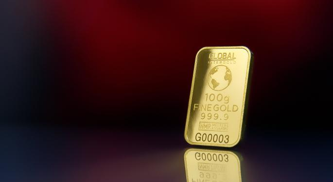Gold Surges To 7-Year High As Coronavirus Cases Rise Internationally