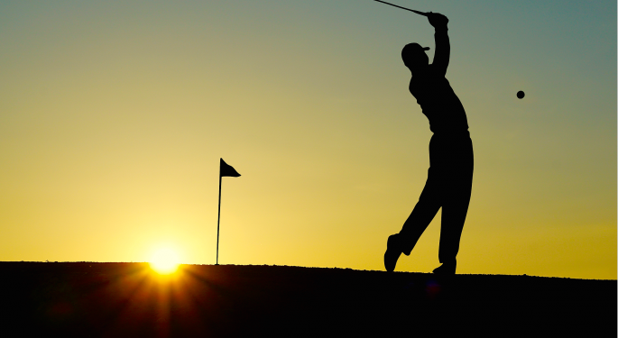 New Golf Company Stands To Benefit Most From Nike Golf's Departure