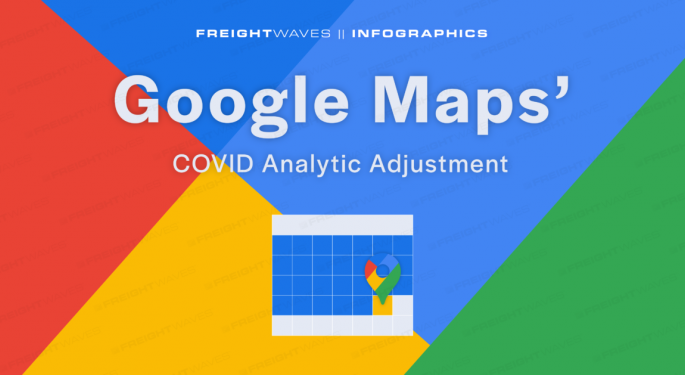 Daily Infographic: Google Maps' COVID Analytic Adjustment