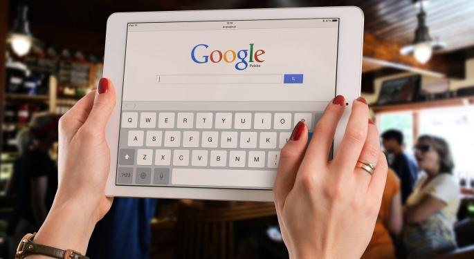 Analyst Estimate Record Google Revenue From Pandemic-Driven Online Spend: WSJ