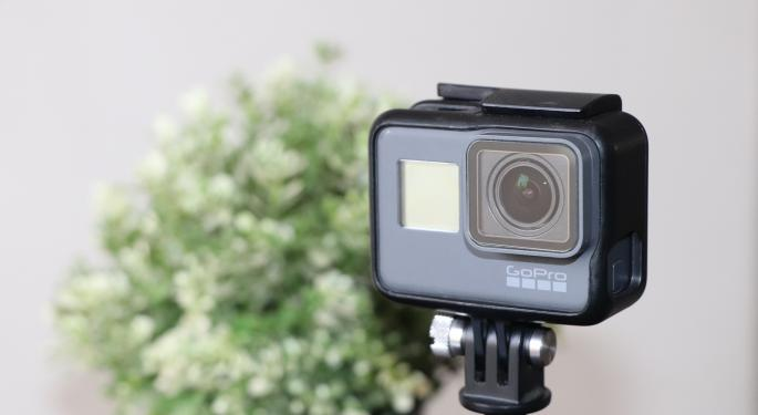 If You Invested $1,000 In GoPro Stock One Year Ago, Here's How Much You'd Have Now