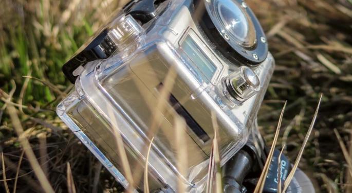 GoPro, Kodak Capture Short Sellers' Attention