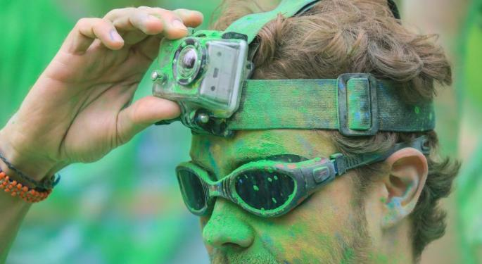 Citi Cuts GoPro Target; Stays Positive On 2016 Product Launches