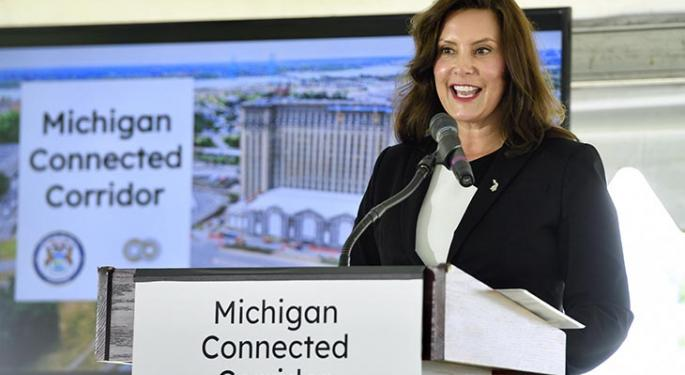 What To Know About Michigan's Autonomous Road Of The Future Project