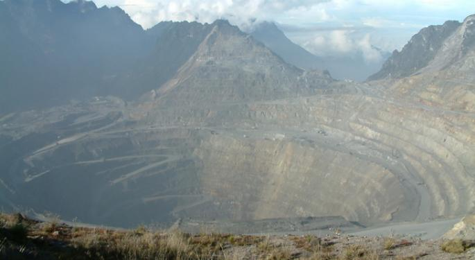 How Losing Control Of The World's Biggest Gold Mine Could Pay Off For Freeport