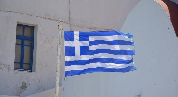 European Investments, Greek Bonds Beginning To Look More Attractive
