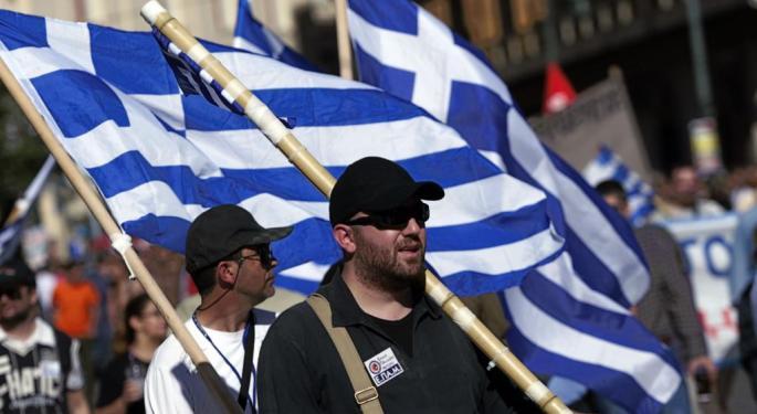 European Markets Still Uncertain With Greek Elections On The Horizon
