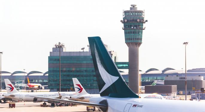 Airlines, Telecom, Industrial Stocks Seeing Strength On Infrastructure Spending Hopes