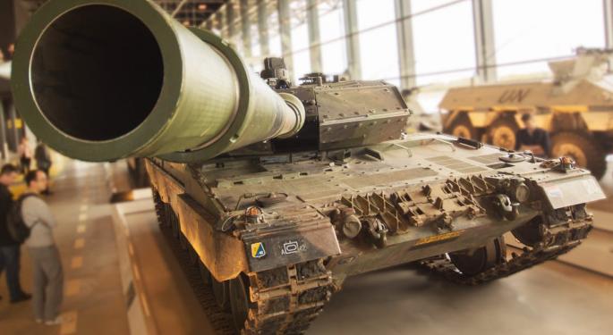 Damn The Torpedoes: Defense & Aeronautic Sector Barrels Forward In Spite of Headwinds