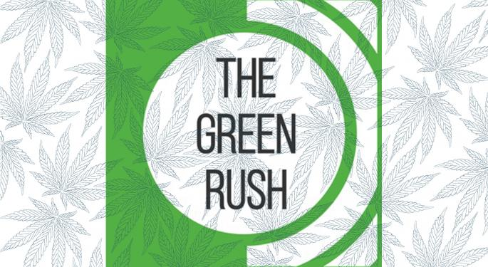 Green Rush Podcast: Vanguard Scientific's Matthew Anderson On The Cannabis Capital Crunch And Ancillary Services