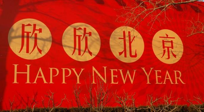 The Right China ETFs For January...Maybe