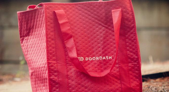 DoorDash Raises $3.37B In Upsized IPO